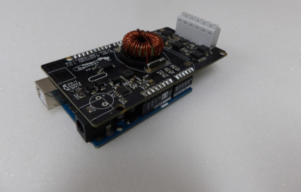 Chargeur Solaire MPPT Arduino